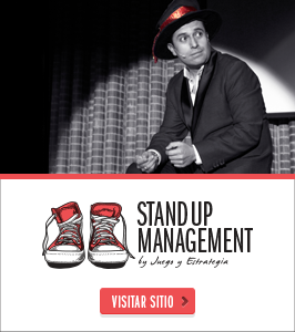 Standup Management - by Juego y Estrategia